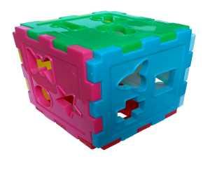 اسباب بازی فکری برای کودکان زیر دو سال