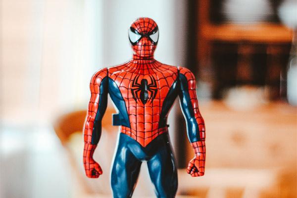 معرفی بهترین اسباببازی مرد عنکبوتی