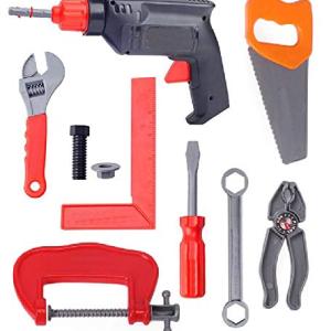 اسباب بازی پسرانه سه ساله ابزار مکانیکی