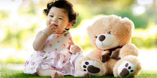 بهترین اسباب بازی برای دختر یک ساله