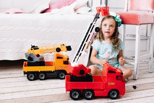 بهترین اسباببازی برای کودک ۳ ساله