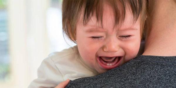 کودکان پرخاشگر یک ساله