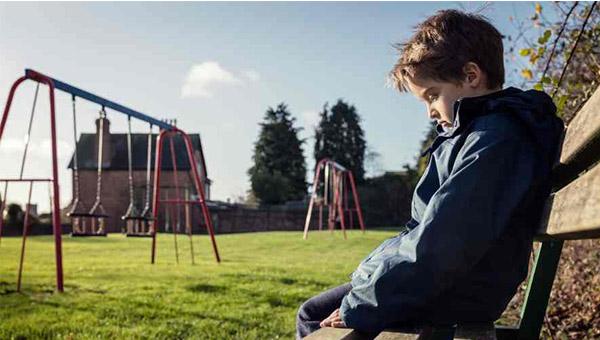 انزوا در کودکان