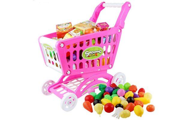چرخ خرید فروشگاهی اسباب بازی