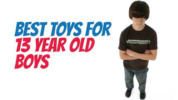 بهترین اسباب بازی برای پسر 13 ساله