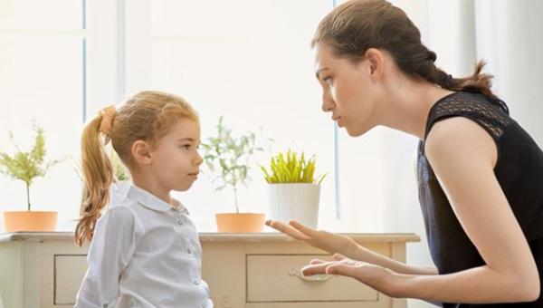 حرف گوش نکردن کودک 4 ساله