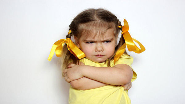 پرخاشگری کودک 5 ساله