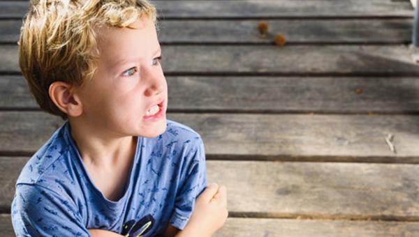 پرخاشگری کودک 6 ساله