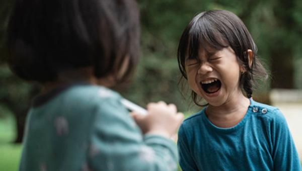 پرخاشگری کودک 7 ساله