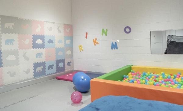 اتاق بازی درمانی