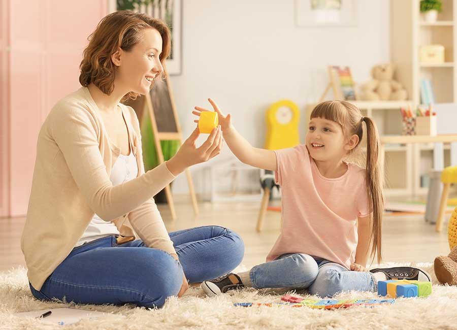 بازی درمانی مستقیم برای درمان افسردگی کودکان