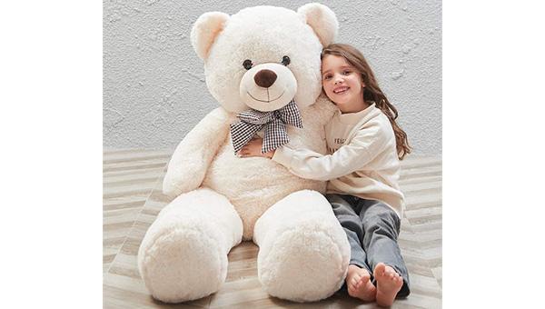 عروسک بزرگ دخترانه یک متری