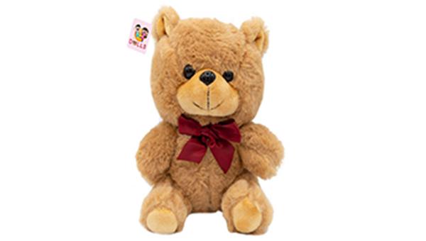 عروسک بی جی دالز طرح خرس مدل Brown Bear