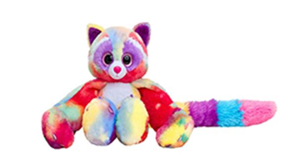 عروسک طرح روباه اسباب بازی عروسک دخترانه