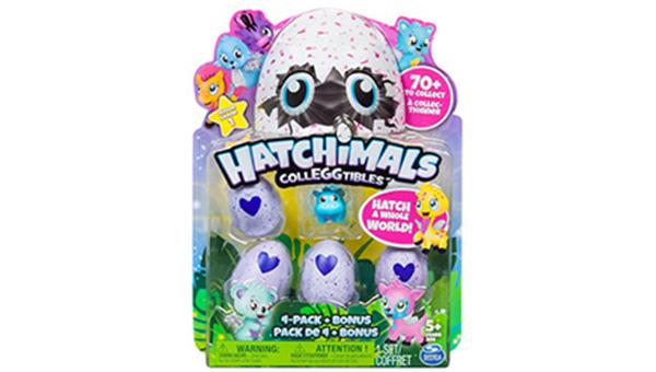 عروسک هچیمالز مدل HATCHMALS COLLEGGTIBLES