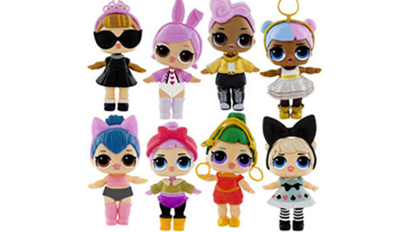 اکشن فیگور طرح ال او ال سوپرایز کد 8594 اسباب بازی دخترانه عروسک کوچولو