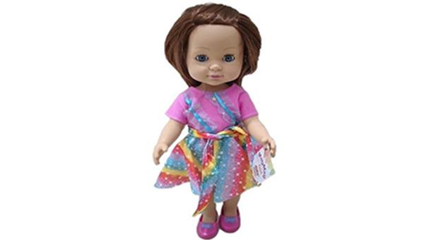 عروسک طرح دختر مدل b258