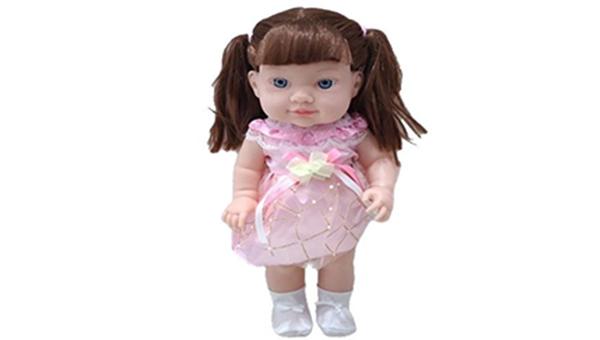 عروسک طرح دختر مدل 258